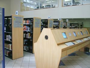 Main Library, on D. Idílio Campus